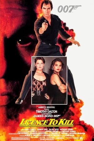 Licence To Kill (1989) is one of the best movies like Tomorrow Never Dies (1997)