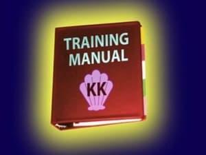 Krusty Krab Training Video