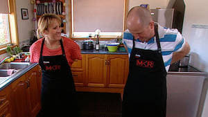 My Kitchen Rules Season 3 :Episode 15  Elimination Kitchen: Megan and Andy (TAS, Group 2)