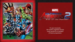 Ultimate Avengers 2 – Οι απόλυτοι εκδικητές 2: Το ξύπνημα του πάνθηρα