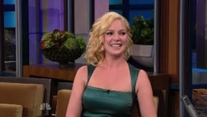 Katherine Heigl, Ben Rappaport, Meat Loaf