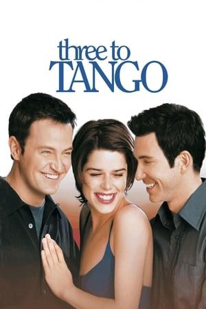 Poster Three to Tango (1999)