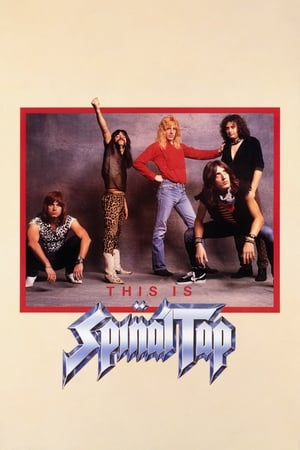 Poster This Is Spinal Tap (1984)