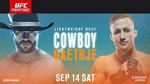 UFC Fight Night 158: Cerrone vs. Gaethje (2019)