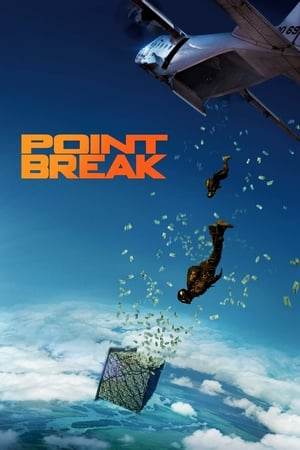 Point Break-Edgar Ramírez