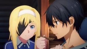 Sword Art Online Season 4 Episode 1