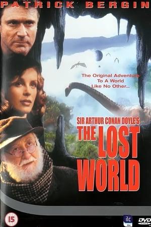 Capa do filme O Mundo Perdido