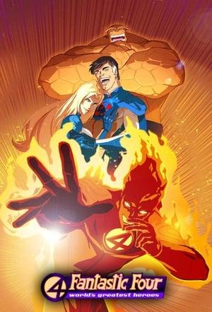 Los 4 Fantásticos (Fantastic Four)