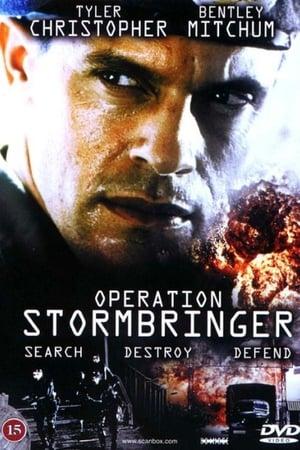 Frogmen Operation Stormbringer-Bentley Mitchum