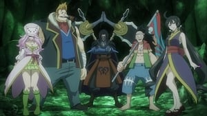 Fairy Tail Season 5 :Episode 5  The Hungry Wolf Knights