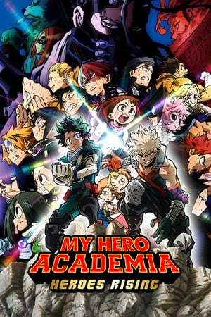 My Hero Academia: Heroes Rising Watch online stream