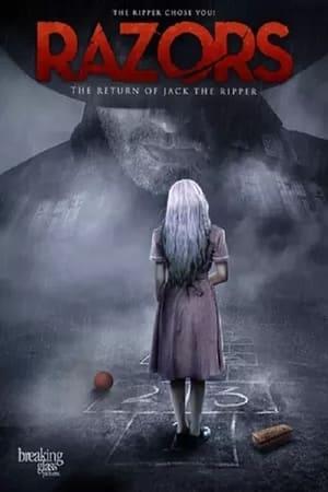 Poster Razors: The Return of Jack the Ripper (2016)