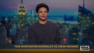 Watch S27E8 - The Daily Show with Trevor Noah Online