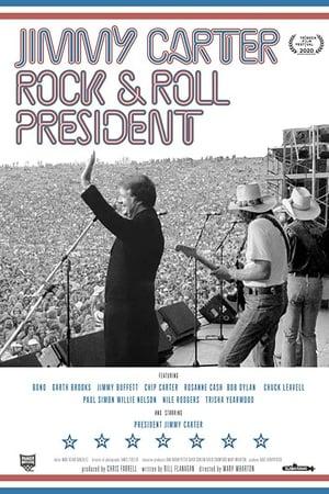 Jimmy Carter Rock & Roll President (2020)
