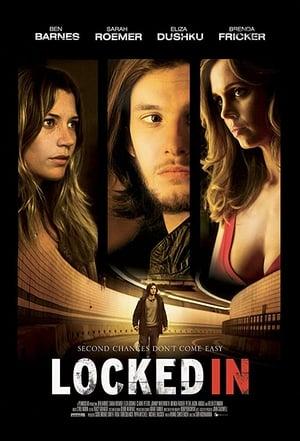 locked in