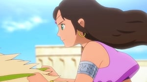 Japanese movie from 2015: Sinbad - The Flying Princess and the Secret Island