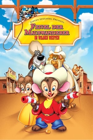 poster An American Tail: Fievel Goes West