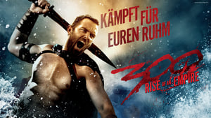 poster 300: Rise of an Empire