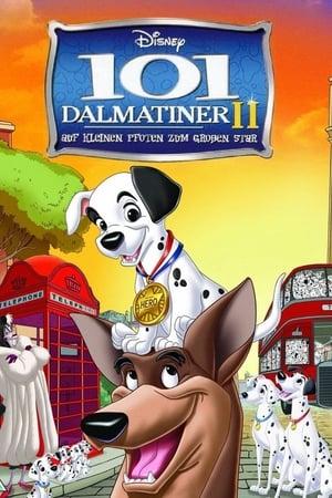 101 Dalmatiner - Teil 2 Auf kleinen Pfoten zum großen Star! Film