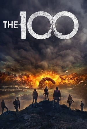 The 100 4ª Temporada Torrent, Download, movie, filme, poster