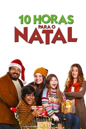 10 Horas Para o Natal - Poster