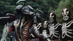 Kamen Rider Season 2 :Episode 25  Mysterious!! The Destron Ranger Corps