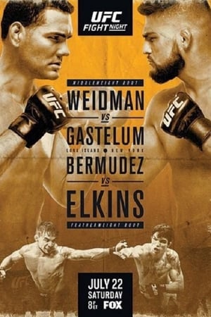 UFC on Fox: Weidman vs. Gastelum