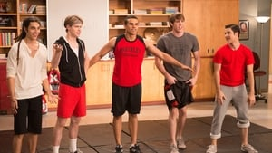 Episodio TV Online Glee HD Temporada 4 E12 Desnudo