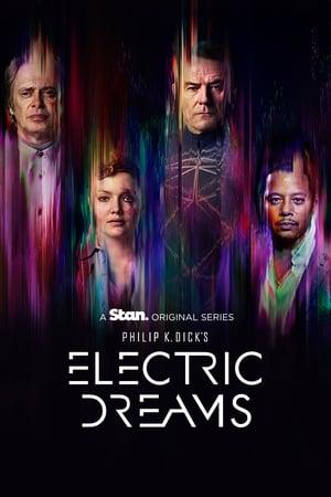 Philip K. Dick's Electric Dreams 1ª Temporada Torrent, Download, movie, filme, poster