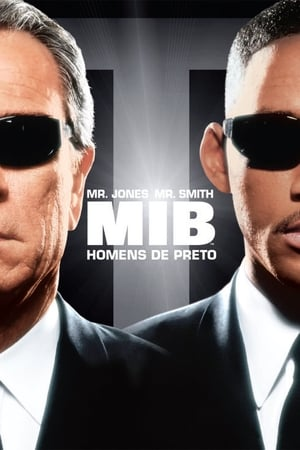 MIB: Homens de Preto - Poster