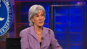 The Daily Show with Trevor Noah Season 17 :Episode 48  Kathleen Sebelius