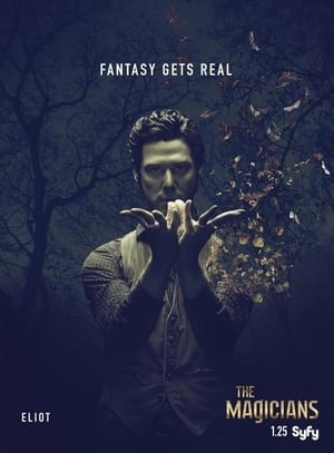 poster The Magicians - Season 2