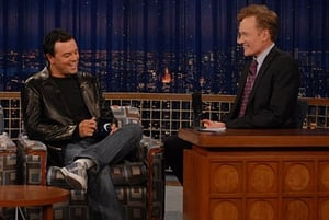 Episodio TV Online Late Night with Conan O'Brien HD Temporada 16 E46 Episodio 46
