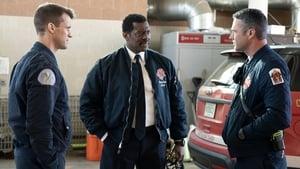 Chicago Fire: Heróis Contra o Fogo: 8×20