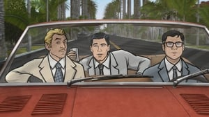 Archer Season 7 :Episode 7  Double Indecency