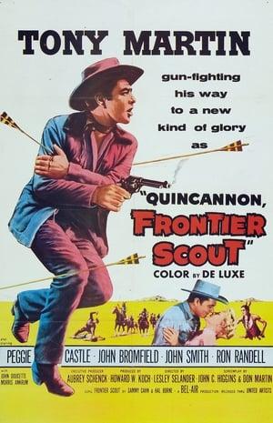 Image Quincannon, Frontier Scout