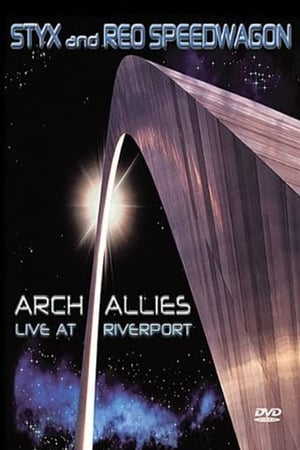 Styx and REO Speedwagon: Arch Allies, Live at Riverport