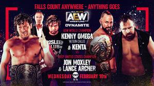 Watch S3E6 - All Elite Wrestling: Dynamite Online