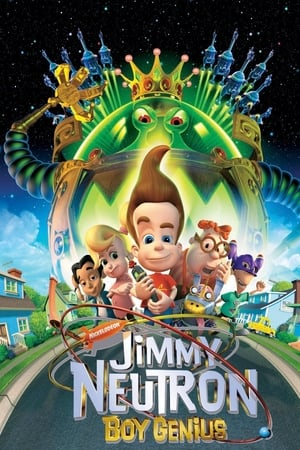 Jimmy Neutron: Boy Genius (2001) is one of the best movies like The Incredibles (2004)