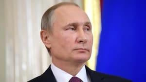 Poutine, l'espion devenu président
