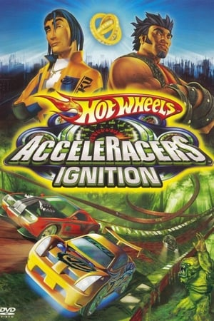 Hot Wheels Acceleracers: Ignition-Adrian Holmes