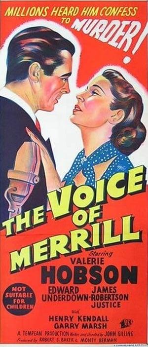 Capa do filme The Voice of Merrill