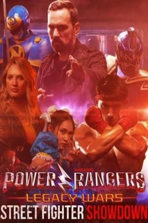 Image Power Rangers Legacy Wars: Street Fighter Showdown