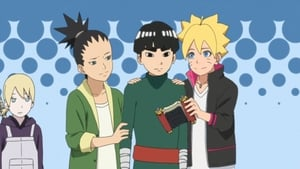Boruto: Naruto Next Generations Season 1 :Episode 3  Metal Lee Goes Wild!
