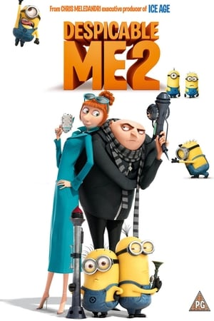 Watch Despicable Me 2 Full Movie