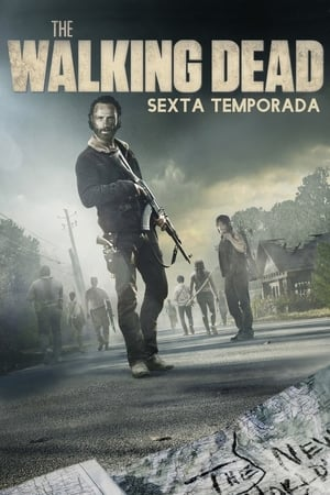 The Walking Dead 6º Temporada (2016) Br-Rip Blu-Ray 720p Dublado – Torrent Download