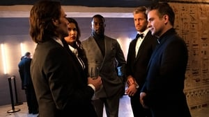 Blood & Treasure: 1×12