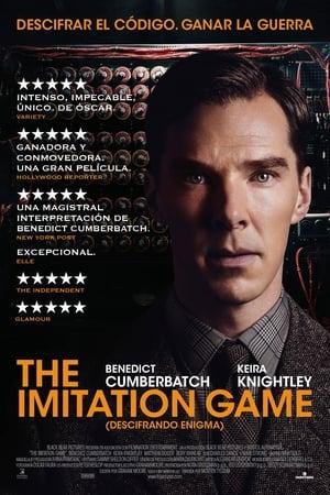 Watch The Imitation Game (Descifrando Enigma) Full Movie