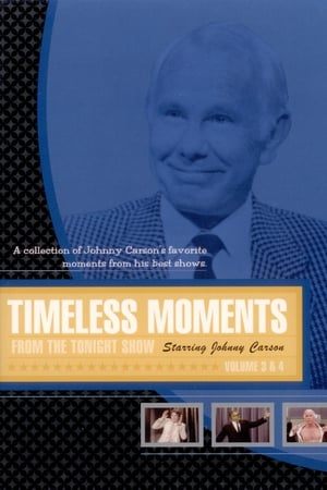 Image Timeless Moments from the Tonight Show Starring Johnny Carson - Volume 3 & 4