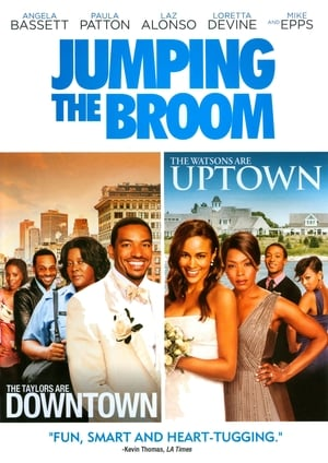 Jumping the Broom-Laz Alonso